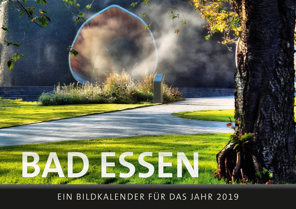 Bad Essen – Ein Bildkalender für das Jahr 2019