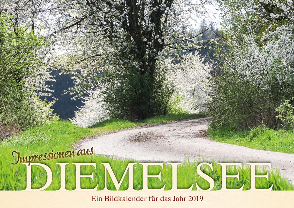 Impressionen aus Diemelsee – Ein Bildkalender für das Jahr 2019