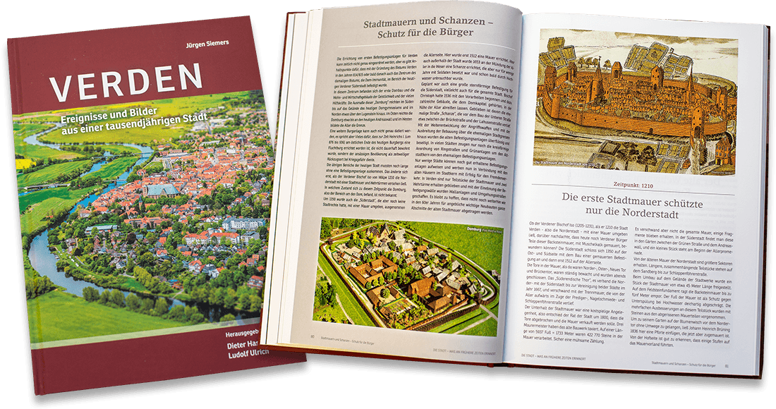 Verden – Ereignisse und Bilder aus einer tausendjährigen Stadt